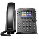 Polycom VVX410 | Teléfono multimedia de 12 líneas 2 Ptos Gigabit