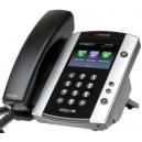 Polycom VVX 500 | Teléfono IP con pantalla táctil y Bluetooth