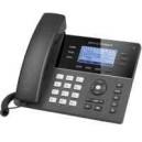 Grandstream GXP1780 | Teléfono IP HD de gama media: 3 cuentas SIP, 2 puertos Ethernet, USB, PoE