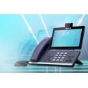 Yealink SIP VP-T58V | Teléfono SIP con videoconferencia, Bluetooth y 16 cuentas SIP