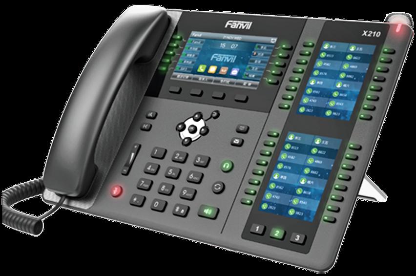 Telefono FANVIL X210 COLOMBIA