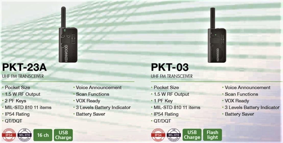 PKT23 Vs PKT03